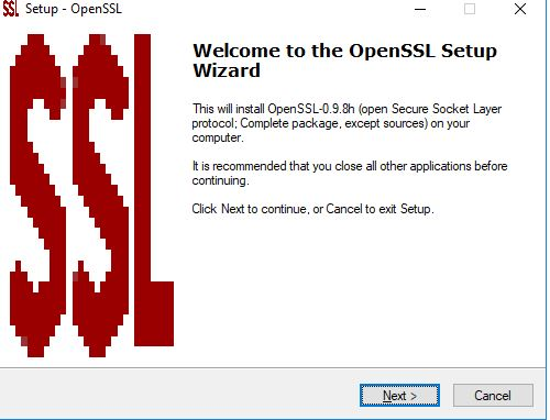 Creating CSR and KEY files in Windows using Openssl – Tech Blog